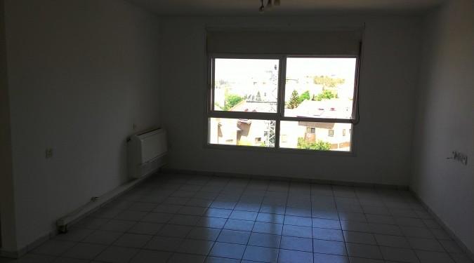 דירת 3 חדרים עם נוף פתוח למערב